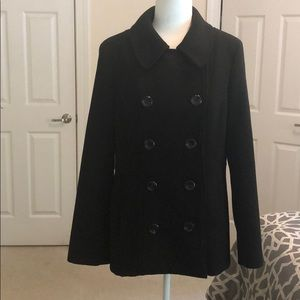 Style & co. Double breasted pea coat